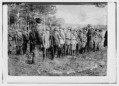 Training German boys for army  (LOC)