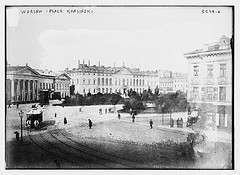 Warsaw -- Place Karsinski  (LOC)