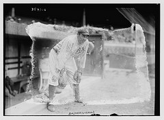 [Paddy Baumann, New York AL (baseball)]  (LOC)