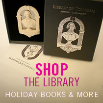 SHOP THE LIBRARY Holiday Books & More