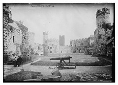 Carnarvon Castle (LOC)