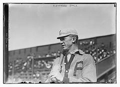 [Grover Cleveland Alexander, Philadelphia, NL (baseball)] (LOC)