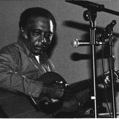 Photo: On this day in 1926, blues performer R.L. Burnside (1926-2005) was born.  Burnside, who spent most of his life and career in and around Holly Springs, Mississippi, was recorded early in his career by George Mitchell and others.  His first performances on film were recorded by Alan Lomax, Worth Long, and John Bishop in August 1978.  These films are part of the Alan Lomax Collection, acquired by AFC in 2004.  Burnside continued to perform and record into the 1990s, and became well-known for several recordings with Jon Spencer, which brought him to the attention of celebrity musicians such as Bono of U2 and Iggy Pop, both of whom were influenced by Burnside's music.   At the first link, read more about the Lomax collection.  At the second link, see one of the performances from the collection.  http://www.loc.gov/folklife/lomax/  http://www.youtube.com/watch?v=meC4pmw5u84   This photo is by Phil Wight of Eskbank, Dalkeith, Scotland, and is used under a creative commons license.