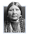 Nez Percé matron