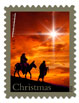 Image of Holy Family Forever stamp.