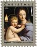 Image of Madonna of the Candelabra by Raphael Forever stamp.