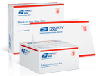 Image of Priority Mail® shipping supplies