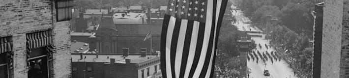 Parade, Washington, D.C., 1923.
