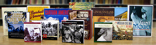 books published by the Library of Congress