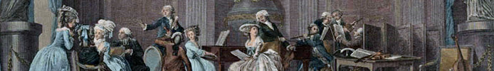 L'Assemblée au Concert (The Gathering at a Concert) from As the Old Sing, So the Young Twitter