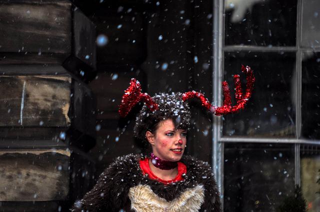 Liverpool Santa Dash 2012