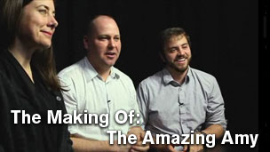 The Making Of: The Amazing Amy