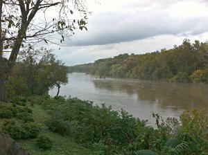 Rappahannock River, Fredericksburg, VA
