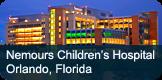 Nemours Children's Hospital Orlando, Florida
