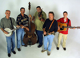 The Not Too Bad Bluegrass Band