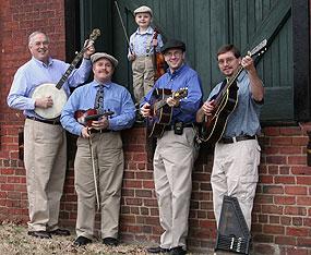 The New North Carolina Ramblers