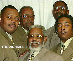 Image: The Zionaires