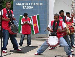 Image: Major League Tassa