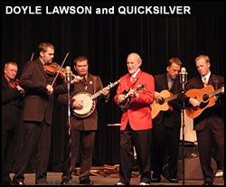 Photo: Doyle Lawson and Quicksilver