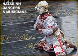 Image: Natasinh dancers