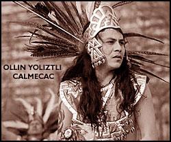 Brujo de la Mancha of Ollin Yoliztli Calmecac