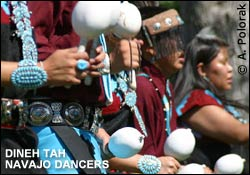 Image: Dineh Tah Navajo Dancers