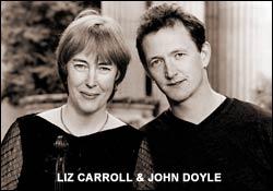 Image: Liz Carroll and John Doyle
