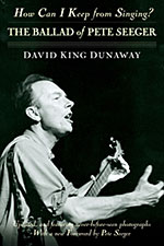Book cover: The Ballad of Pete Seeger