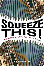 """""""Squeeze This"""" book cover."""