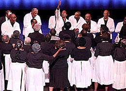 The Singing and Praying Band