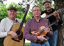Robert Shafer, Bobby Taylor, and Robin Kessinger