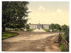 [Royal Military College, Sandhurst, Camberley, England]  (LOC)