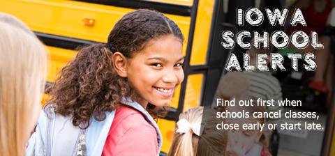 Iowa School Alerts