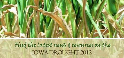 Iowa Drought 2012