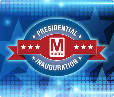 Presidential Inauguration Service Information