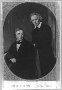 Wilhelm and Jacob Grimm
