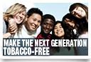 Make the next generation tobacco free.