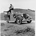 Dorothea Lange, Resettlement Administration photographer, in California (LOC)