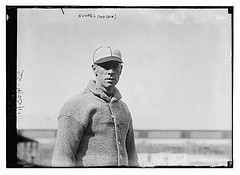 [Long Tom Hughes, Washington, AL (baseball)] (LOC)