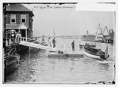 N.Y. Yacht Club Landing - Newport (LOC)