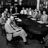 Photograph of the Librarian's Conference, July 1, 1950