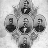 Photographic print of Tilton C. Reynolds, undated
