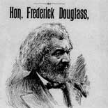 Frederick Douglass's last major speech, 'Lessons of the Hour,' a critique of Southern lynching, 1894. Pamphlet.