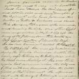 Reflections on Clara Barton, May 24, 1865