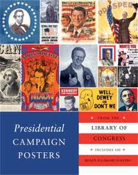 Cover of Presidential Campaign Posters