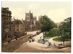[College Green, Bristol, England]  (LOC)