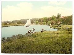 [The Yare, Brammerton [i.e., Bramerton], England]  (LOC)