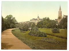 [The Gardens III, Bournemouth, England]  (LOC)