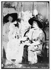 Mrs. Amy Sherwin, Lady Maitland  (LOC)