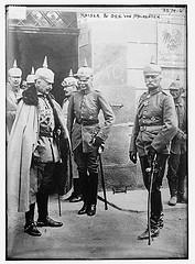 Kaiser and Gen. von Mackensen  (LOC)